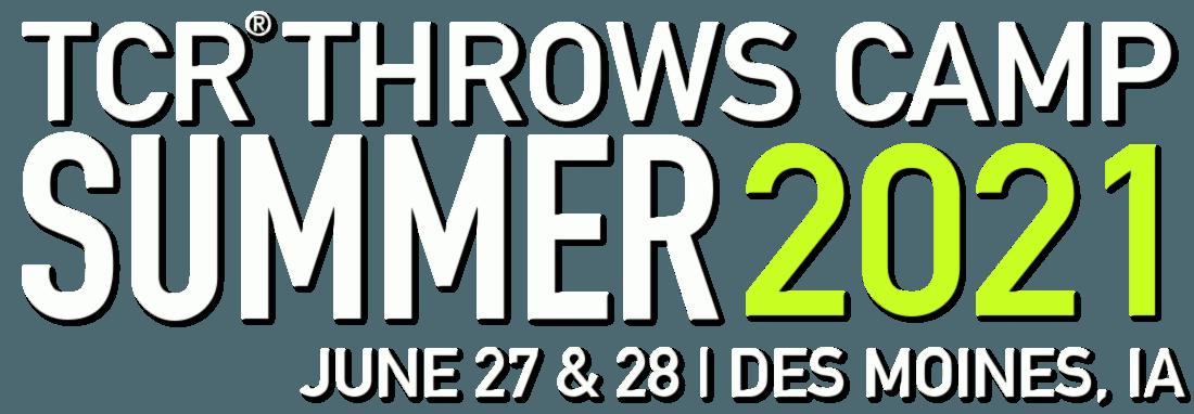 shot put and discus summer throws camp iowa