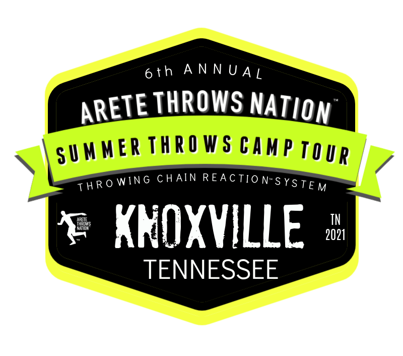 SHOT PUT AND DISCUS THORWS CAMP SUMMER KNOXVILLE TN