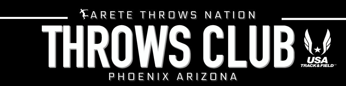 shot put and discus training Phoenix Arizona
