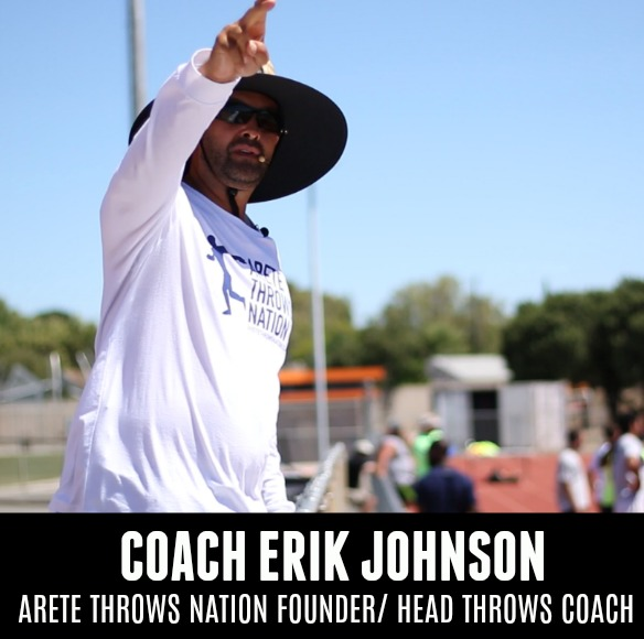 Shot Put and Discus Throws Coaching Phoenix AZ