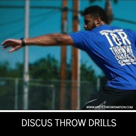 discus throws technique and coaching course