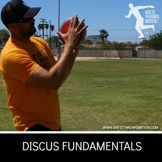 discus throws technique fundamentals