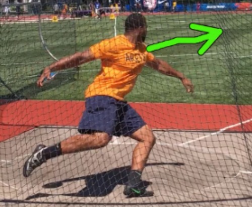 discus throws online video analysis