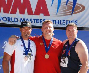 Coach Erik Johnson World Masters