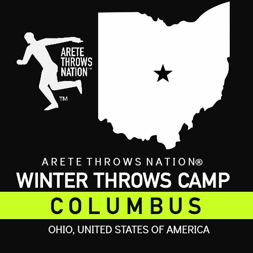shot put and discus winter throws camp