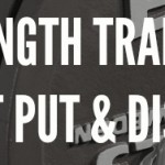 strength training shot put discus