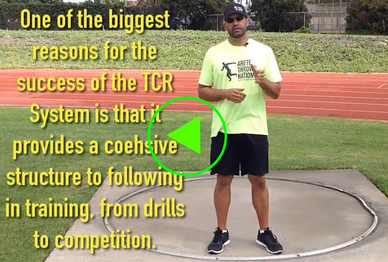 shot put and discus online throws coaching videos