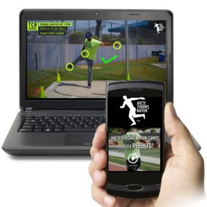 shot put and discus throws coaching online system