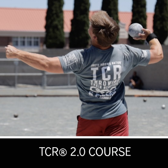 shot put and discus throws technique coaching course