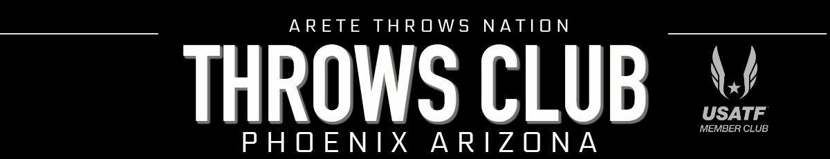 shot put and discus throws coaching phoenix arizona