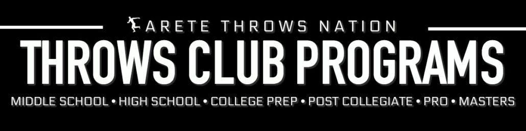 Shot Put and Discus Throws Training Club Phoenix AZ