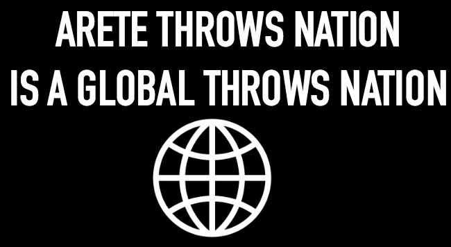 arete throws nation is a global nation