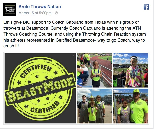 beast mode track club texas
