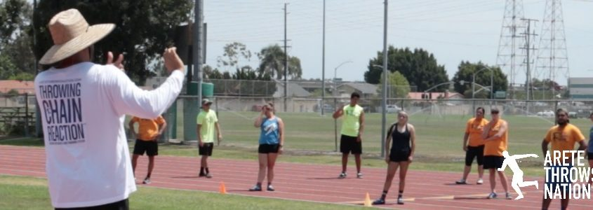 shot put discus throw practice tips and strategies