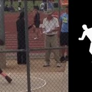 dotun odegunji shot put arcadia invitational 2014