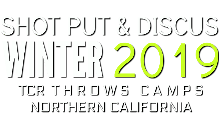 shot put discus throws camp northern california coaching glide shot