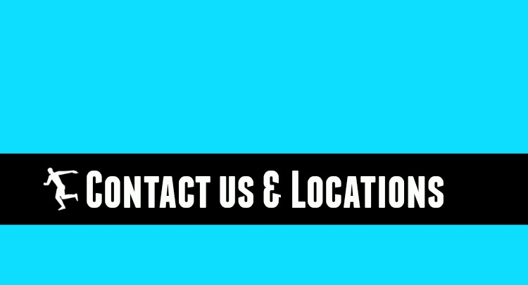 contact us and locations