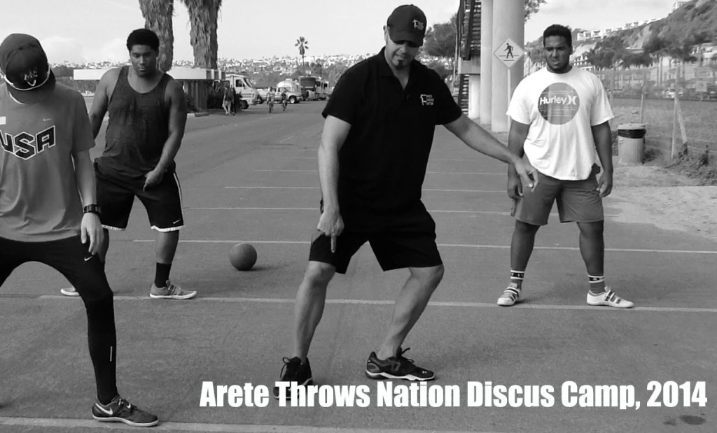 A Throws Program Without Strength Training Is Like A Car Without Wheels discus camp drill 1 2014 1024x619