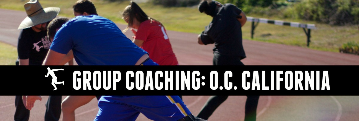 shot put discus coaching  orange county california