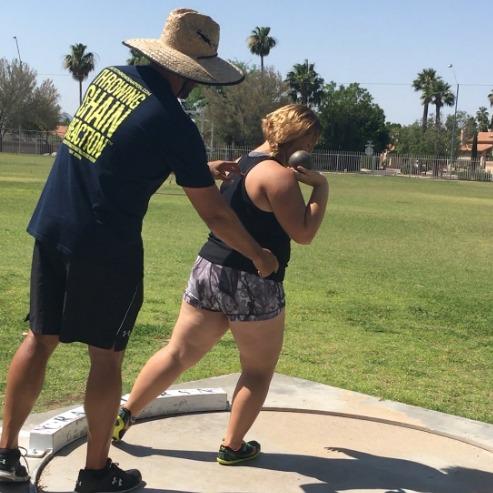 glide shot coaching Phoenix AZ