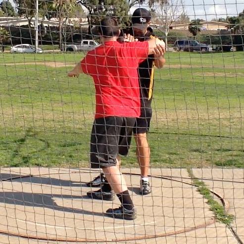 shot put coaching Phoenix AZ