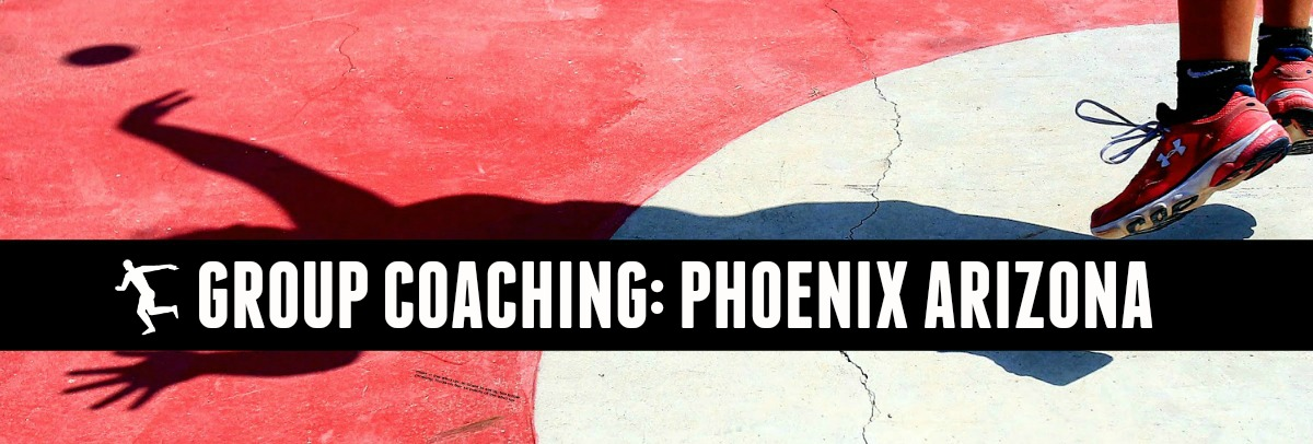 group throws coaching phoenix arizona