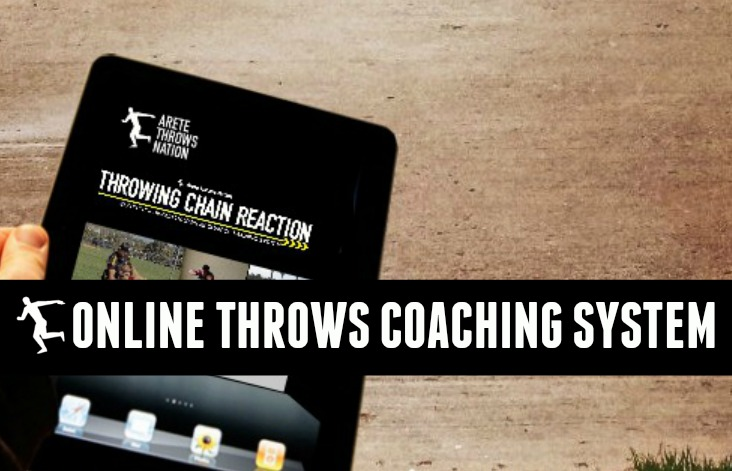 online throws coaching system