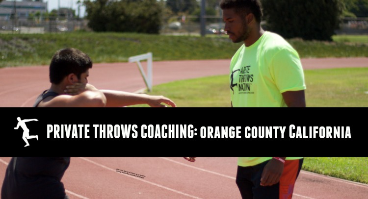 private throws coaching orange county california