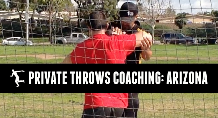 private throws coaching phoenix arizona