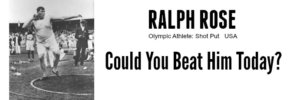 ralph rose olympic shot putter