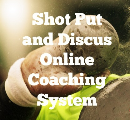 shot put and discus online coaching system