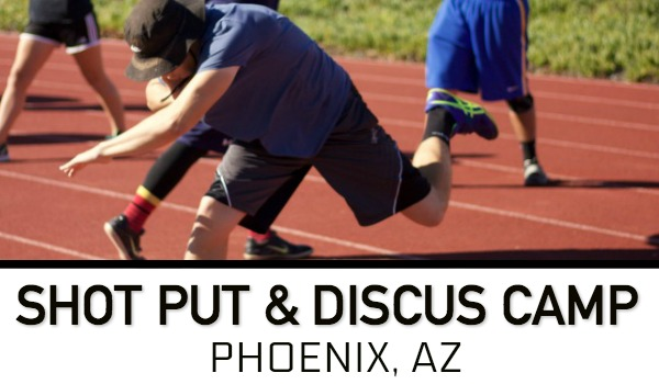 sho tput discus throws Phoenix AZ