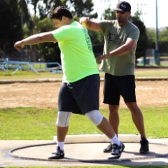 shot put technique analysis phoenix az
