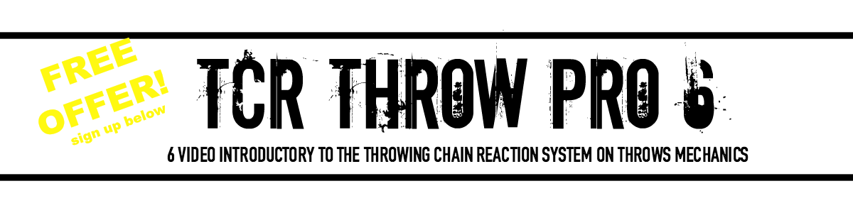 tcr throw pro 6