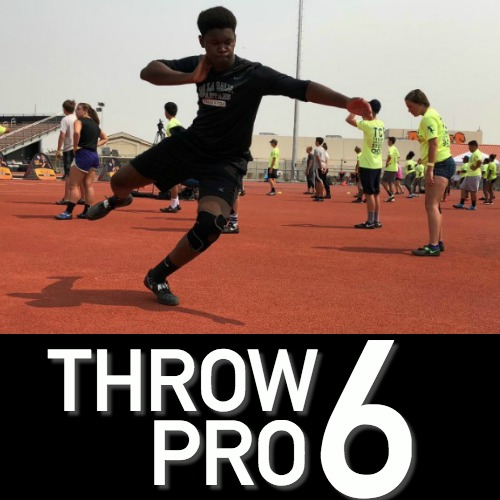 how to throw the shot put and the discus